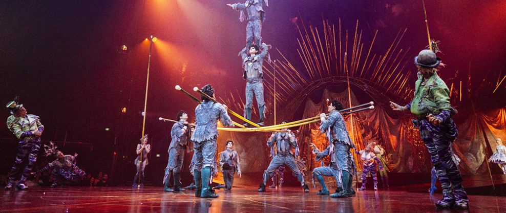 AEG And ASM Global Strike A Deal With Cirque du Soleil