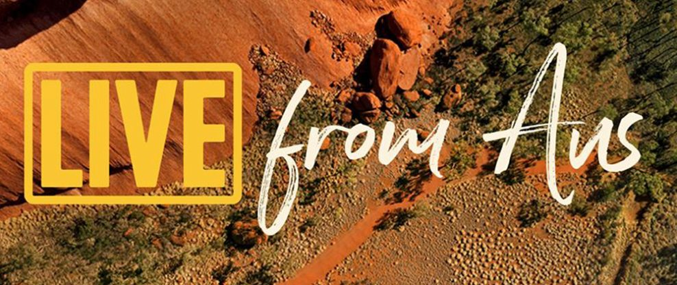Sounds Australia Partners With Tourism Australia For This Weekend's 'Live From Aus'